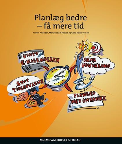 Cover af Planlæg bedre - få mere tid