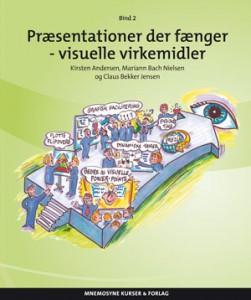 Cover af Præsentationer der fænger - visuelle virkemidler