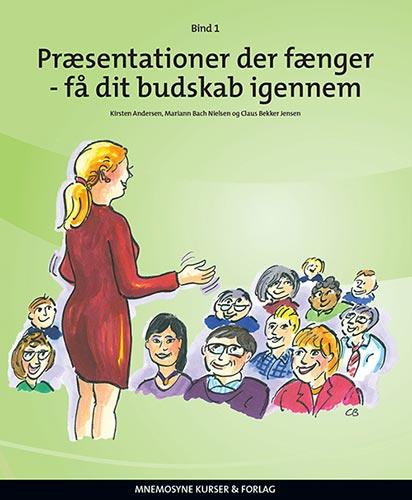Cover af Præsentationer der fænger - få dit budskab igennem