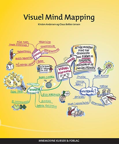 Cover af Visuel Mind Mapping