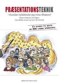 Cover af Præsentationsteknik - Hvordan tryllebinder jeg mine tilhørere?