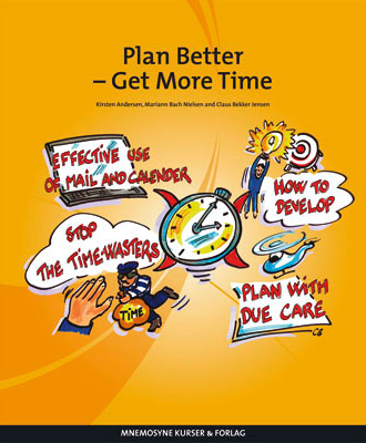 Cover af Plan Better - Get More Time